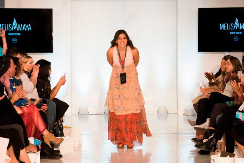 """""""Los colombianos podemos estar a la altura de cualquier diseñador del mundo"""": Melissa Amaya"""